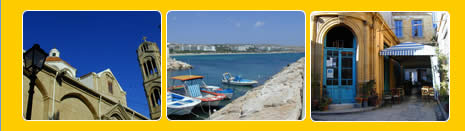 Cyprus holidays for flights to accommodation and more
